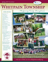 Park And Recreation Activities - Camps - Whitpain Township
