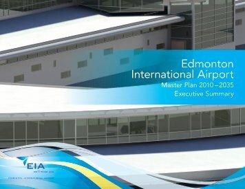 Edmonton International Airport Master Plan 2010-2035 Executive ...