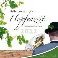 Hallertau zur Hopfenzeit 2012 - Hopfenland Hallertau