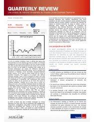 EUR Résumé du troisième trimestre Les perspectives de l ... - Travelex