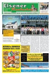 Seniorenausflug 2012 der 3. Kompanie Elsen - Druck + Verlag ...
