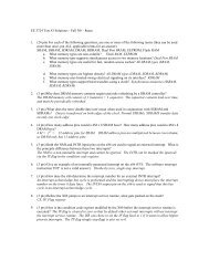 EE 3724 Test #3 Solutions - Fall '00 – Reese 1. (24 pts) For each of ...