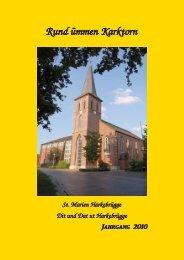 Rund ümmen Karktorn - St. Marien Kirche Harkebrügge