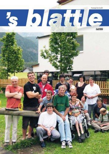 Ausgabe Juni 2009 (2,73 MB) - Umhausen