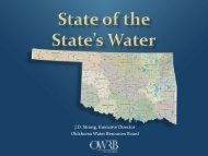 State of the State's Water - Water Resources Board