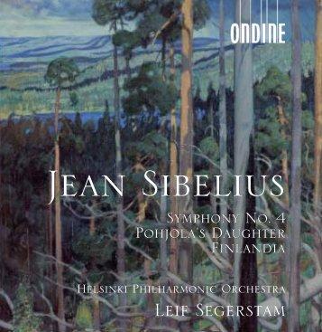 Jean Sibelius - Chandos
