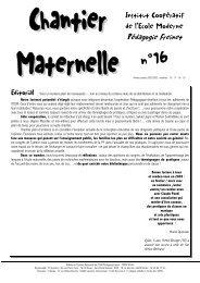 ch. maternelle n°16.pub - Icem