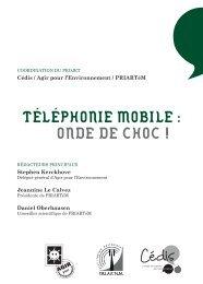 TÉLÉPHONIE MOBILE : ONDE DE CHOC ! - Cédis Formation