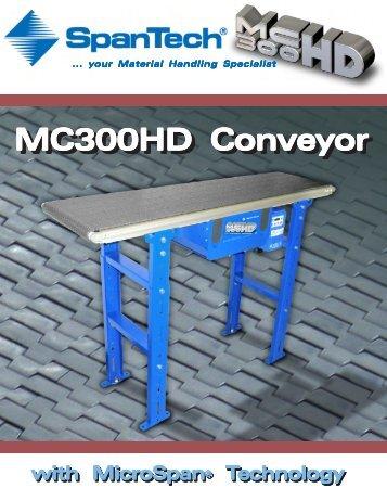 MC300HD Conveyor MC300HD Conveyor MC300HD Conveyor ...