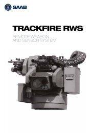 TRACKFIRE RWS - Saab