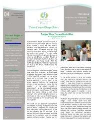this issue - Institute for Patient-Centered Design
