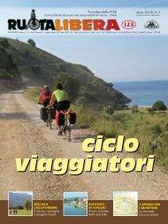 Periodico della FIAB Anno XXVII-N.3 - Amici della Bicicletta di Verona