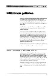 Infiltration galleries pdf, 151kb