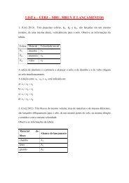 lista – uerj – mru, mruv e lançamentos - Página não encontrada