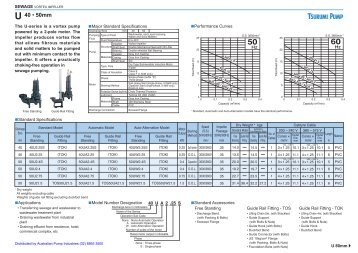 2_U sewage pump.pdf - Aussie Pumps