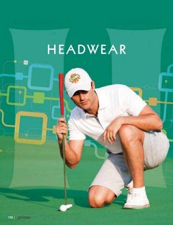 Headwear - Prime Line