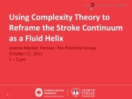 07 - Using Complexity Theory to Reframe the Stroke Continuum as a ...