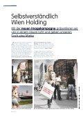 Selbstverständlich Wien Holding (S. 4) Ein Dach für alle ... - Page 4