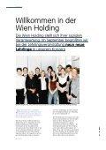 Selbstverständlich Wien Holding (S. 4) Ein Dach für alle ... - Page 6