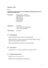1 SKK/JhK nr 1/2012 § 1– 25 Protokoll fört vid möte med Svenska ...