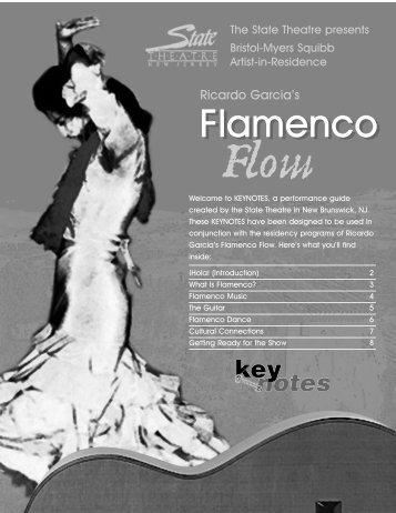 Flamenco Flow:Flamenco Flow.qxd.qxd - State Theatre