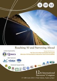 Reaching 50 and Surveying Ahead - RICS Asia