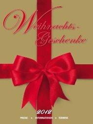 Weihnachts-Geschenk-Promotion (pdf) - MVG Medien ...