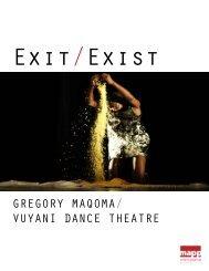 gregory maqoma - MAPP International Productions