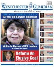 September 27 - WestchesterGuardian.com
