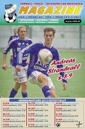 Andreas Strandvall s. 8-9 - Vifk