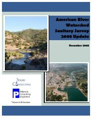 American River Watershed Sanitary Survey 2008 Update