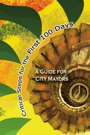 100 Days City Mayors Revised - LGRC DILG 10