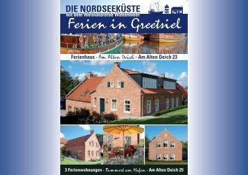 Ferien in Greetsiel - ferienhaeuser-oltmanns.de