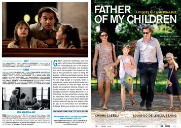 FATHER OF MY CHILDREN - Clorofilm