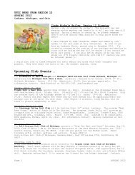 Spring Newsletter 2012 - United Federation of Doll Clubs