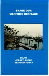 Share Our Maritime Heritage - Jersey Seafood