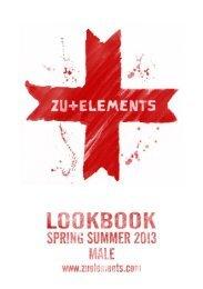 Lookbook Zu+Elements - Fashion Today!