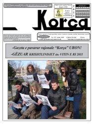 Janar 2011 - Gazeta