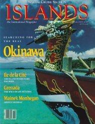 THE ISLAND WHERE PARIS WAS BORN - Islands