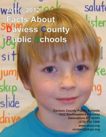Facts About DCPS - Daviess County Public Schools