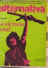 Revista Alternativa N 32