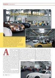 Branche: Damit fährt es sich gut - FACTS Verlag GmbH