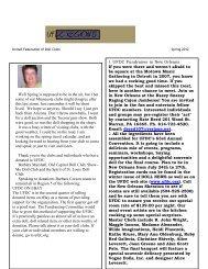 Spring Newsletter 2012 – Region 5 - United Federation of Doll Clubs