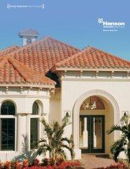 Hrt West Distributors Pdf Hanson Roof Tile