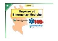 Urgenze ed Emergenze Mediche - Formazione In Emergenza
