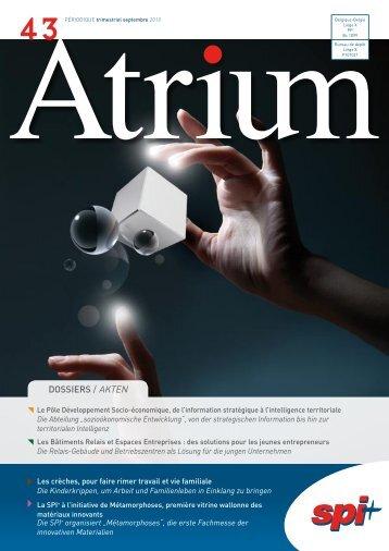 Télécharger l'Atrium 43 - Spi
