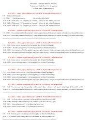 Plan zajęć PSPUE 2012-2013-1 - Wydział Prawa i Administracji UW
