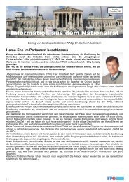 Ausgabe Dezember 2009 - pdf - FPÖ Steiermark