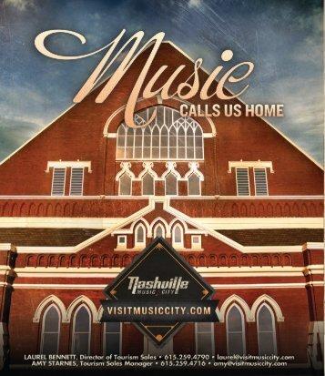 uiii - Nashville Convention & Visitors Bureau