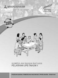ebook BB Pelatihan UPS Tahun4 - P2KP